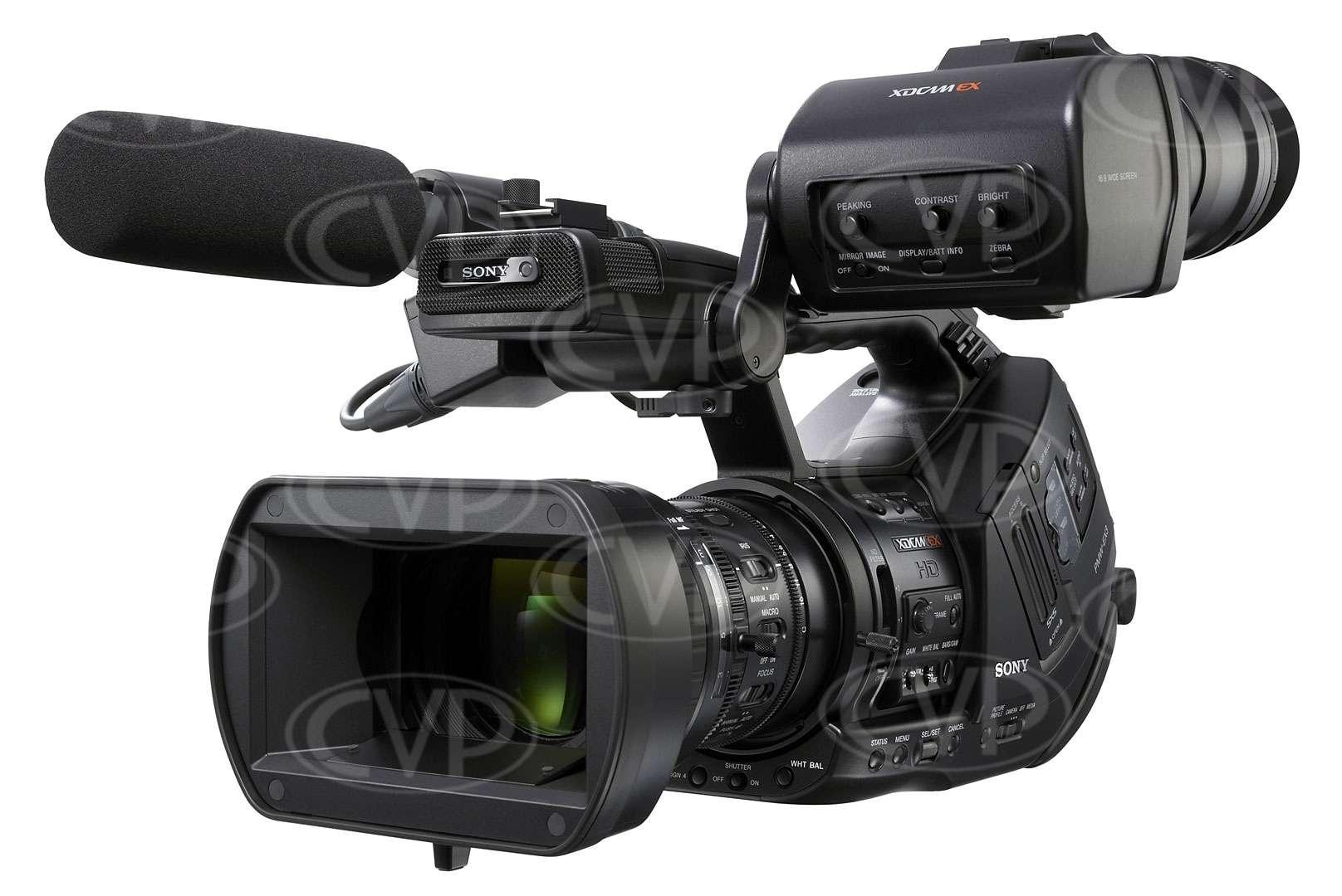 buy sony pmw ex3 pmwex3 pmw ex3 4 pmwex3 4 full hd 3 cmos rh cvp com Sony EX3 Costs sony ex3 camera user manual