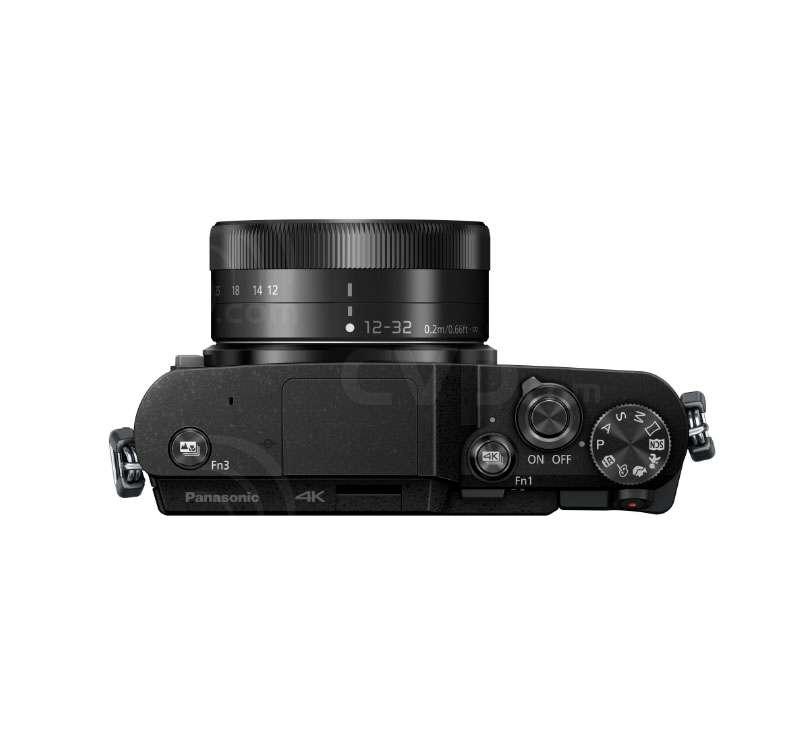 Panasonic GX800 + 12-32mm Lens - Black