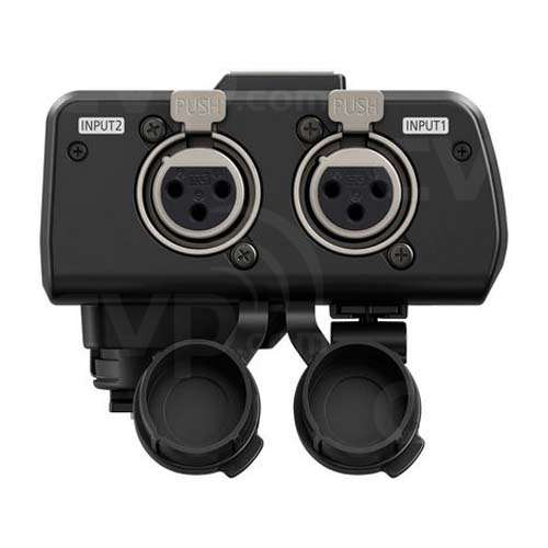 Panasonic GH5 XLR Adapter