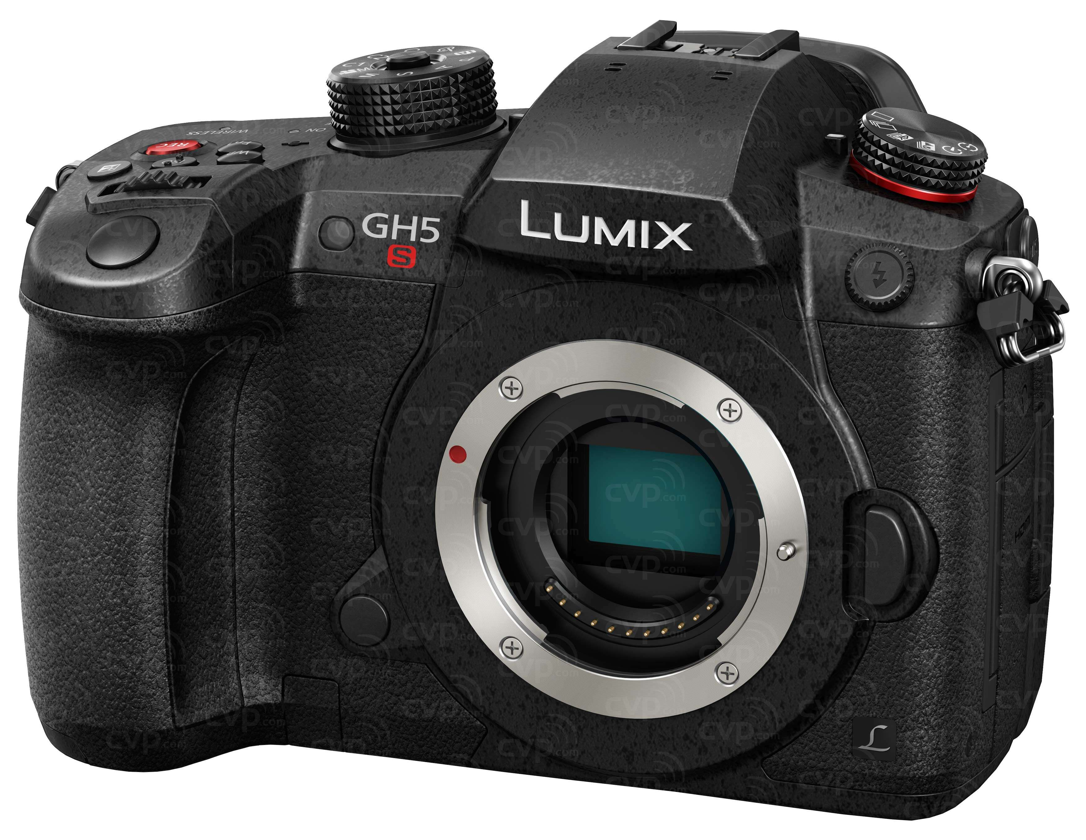 Buy Panasonic Gh5s Lumix Dc 102mp Digital Single Mirrorless 3 Way Switch Compact System Camera Body Only