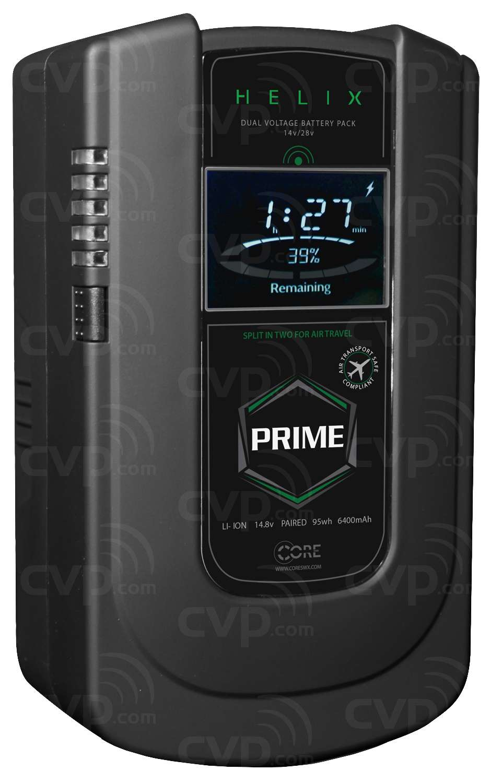 CoreSWX Helix Prime V-Mount