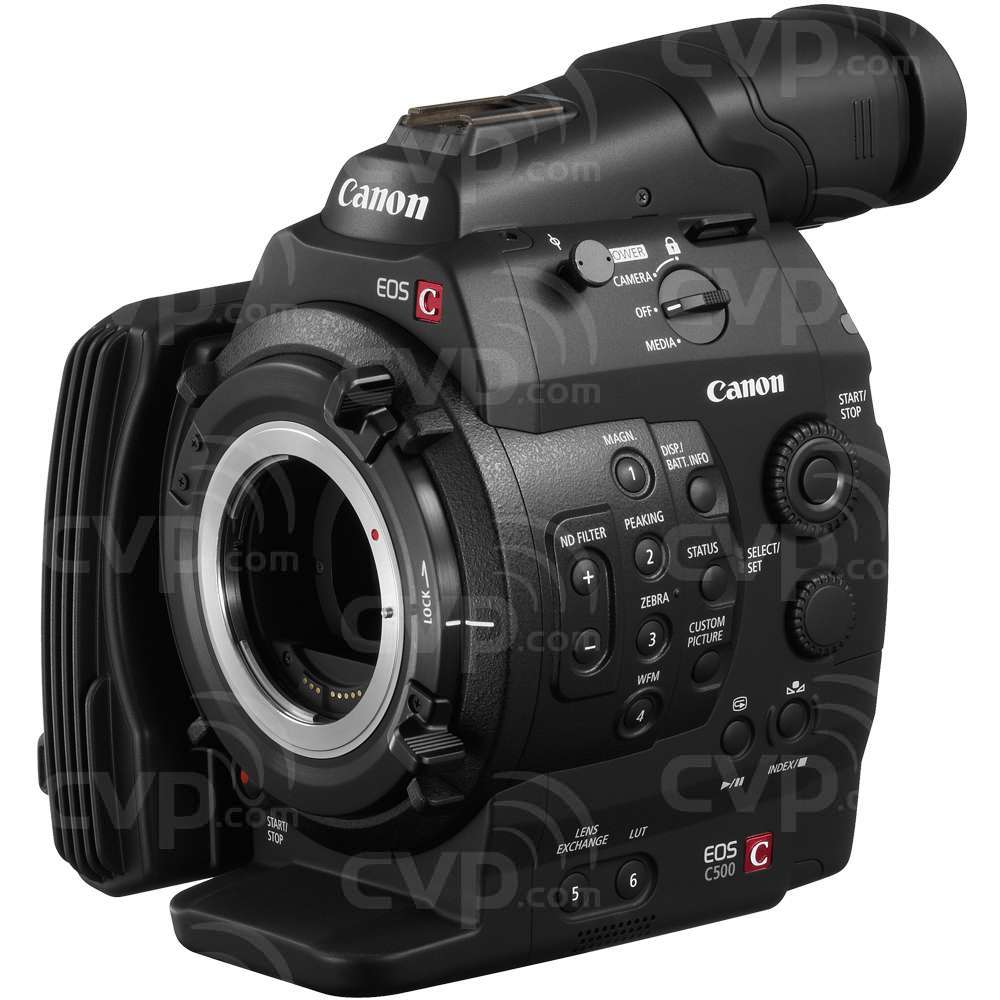 Canon Cinema EOS C500 4K EF