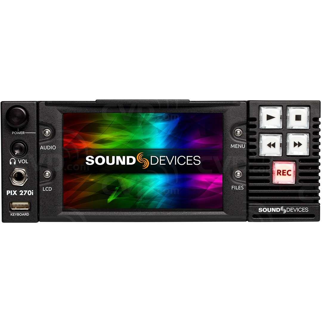 Buy Sound Devices Pix 270i Rack Mounted Network Mashpedia Top Videos About List Of 7400 Series Integrated Circuits Connected Video Deck Recorder With Hdmi And 3g Sdi Connections