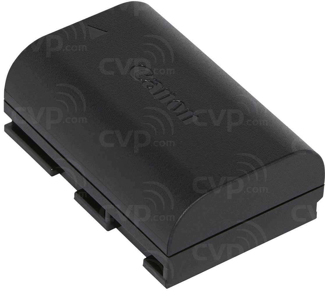 Buy - Canon LP-E6N (LPE6N) High-Capacity 1800mAh Rechargeable Lithium-ion  Battery (p/n 9486B002AA)