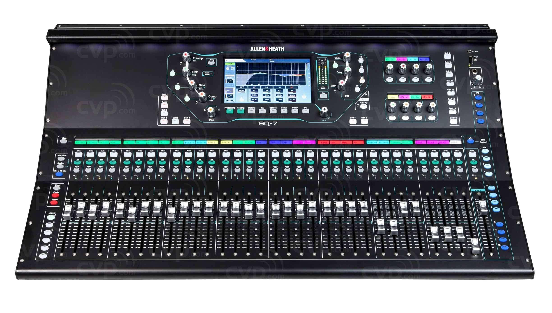 A&H SQ-7 Mixer
