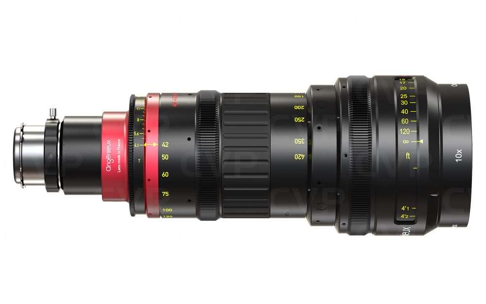 Angenieux Optimo 42-420mm Zoom Lens Kit