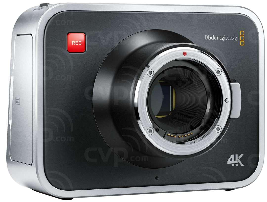 Buy Blackmagic Design Production Camera 4k Super 35mm Cinema Ef Mount Body Only