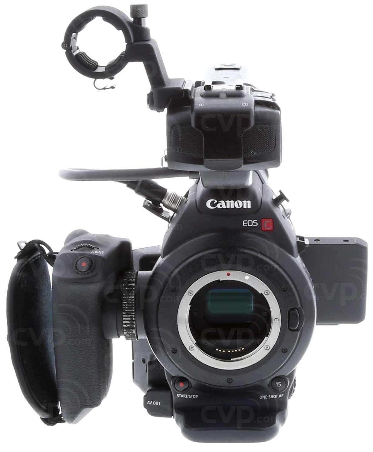 Ex-Demo Canon C100 Camcorder