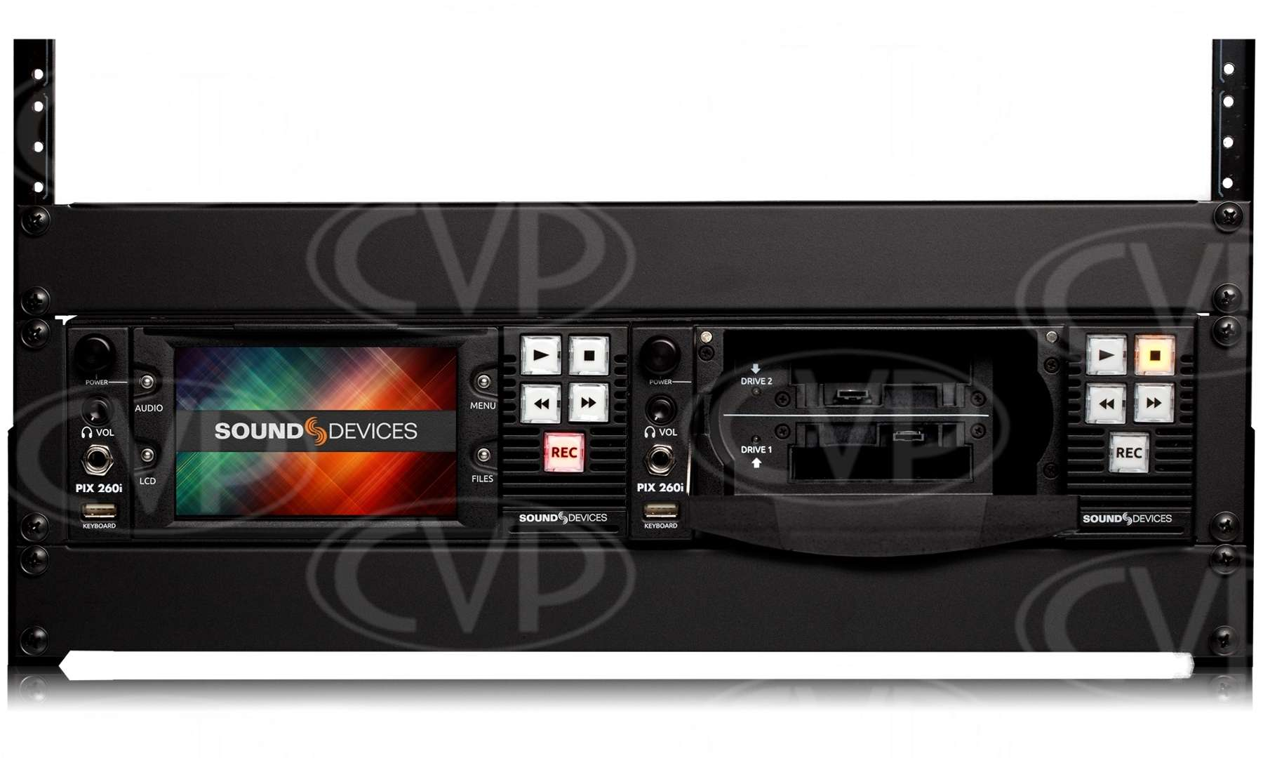 Sound Devices PIX 260i Video Recorder Drivers Update