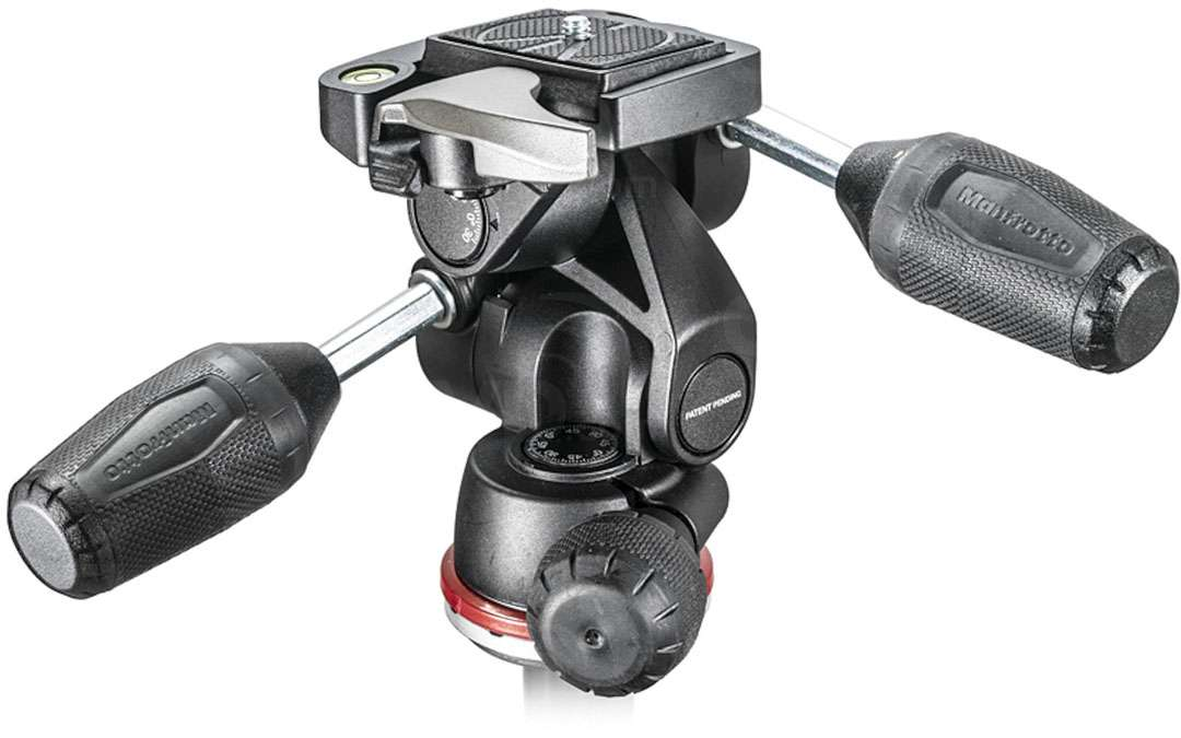 Buy - Manfrotto MH804-3W (MH8043W) 3 Way Head with RC2 in Adapto ...