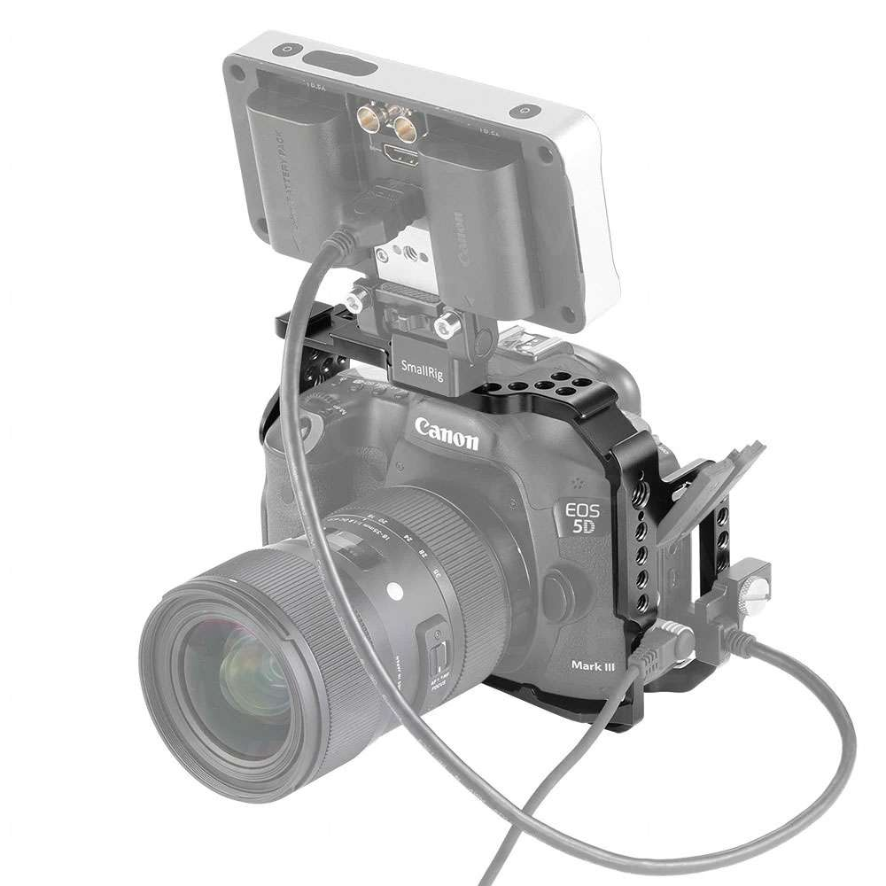 SmallRig CCC2271 Cage for Canon 5D Mark III IV