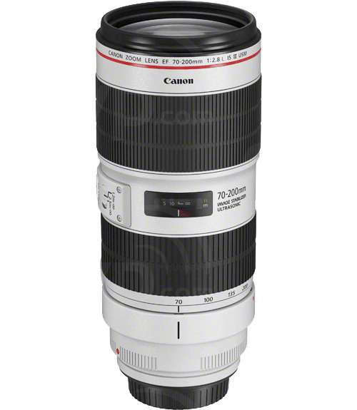 Canon 70-200mm f2 8L IS III - EF
