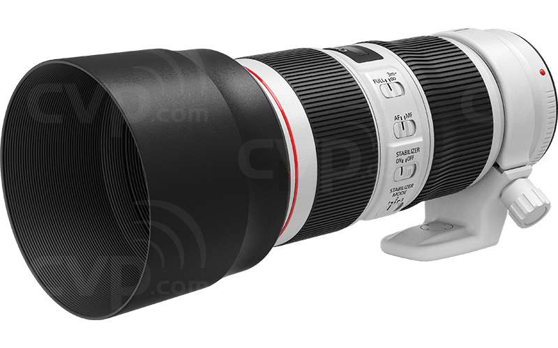Canon 70-200mm f/4L IS II USM - EF