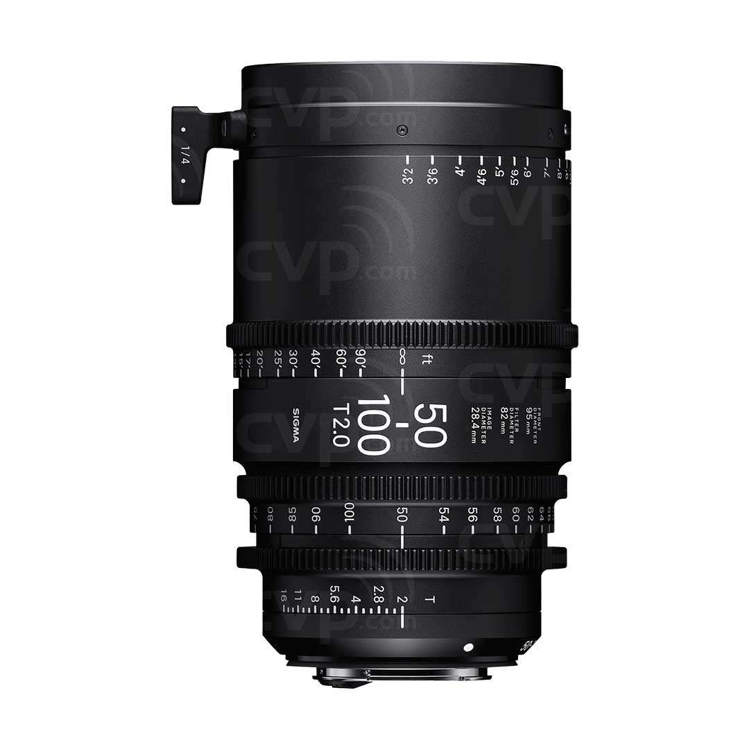 Sigma 50-100mm T2 - EF