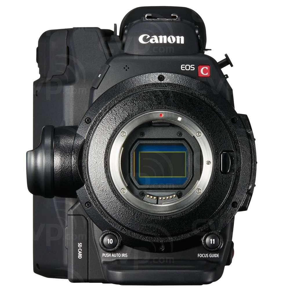 Used Canon C300 Mark II