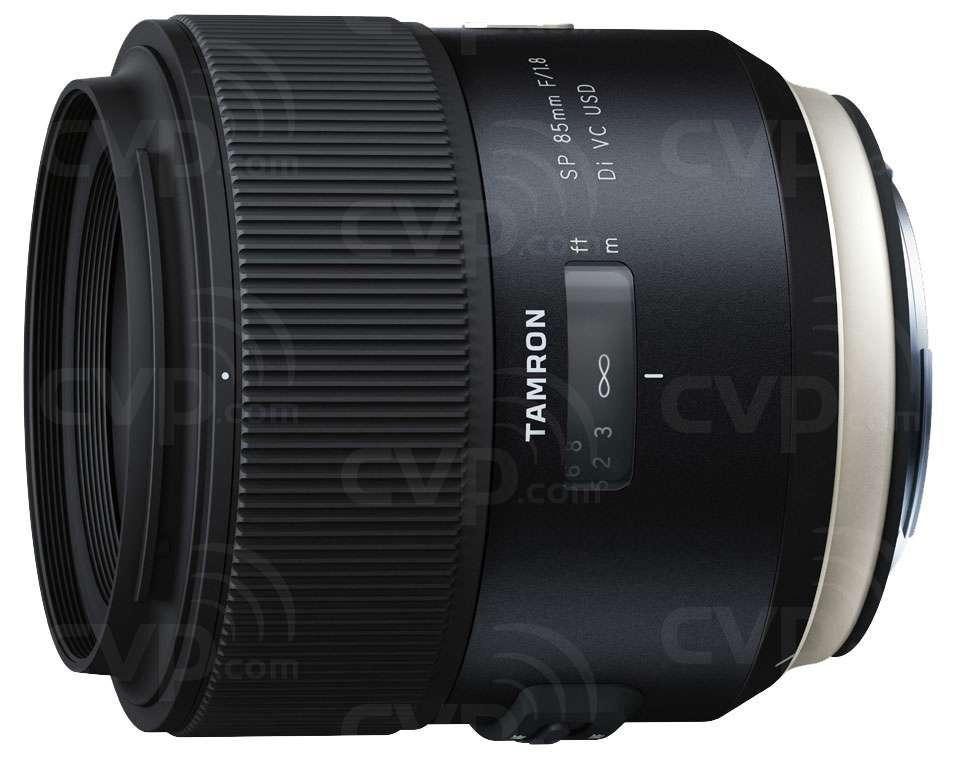 Buy - Tamron 85mm f1.8 Di VC USD Lens - Canon EF Mount (5475)