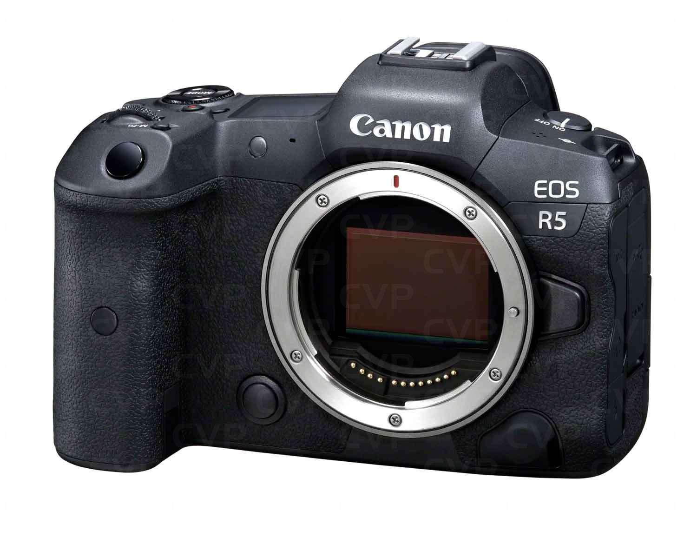 R5 canon