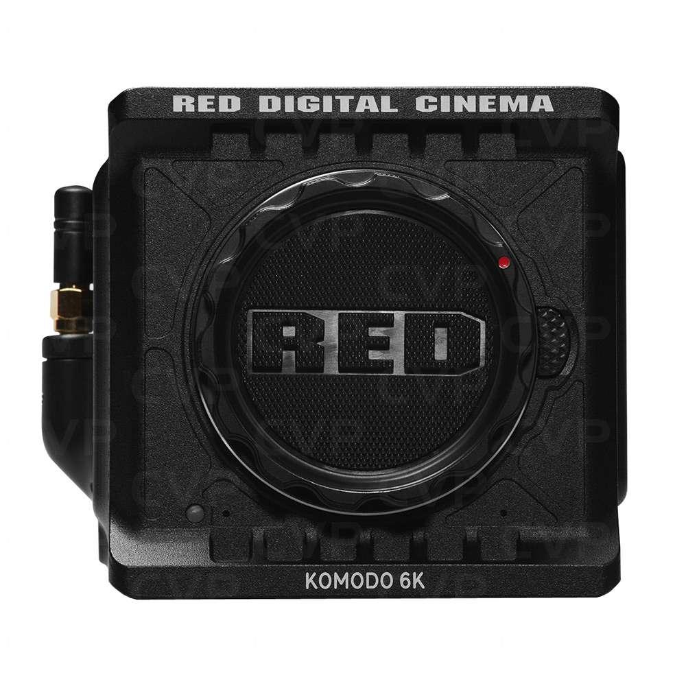 Buy Red Komodo 6k Digital Cinematography Camera With S35 Sensor And Rf Lens Mount Brain Only Black