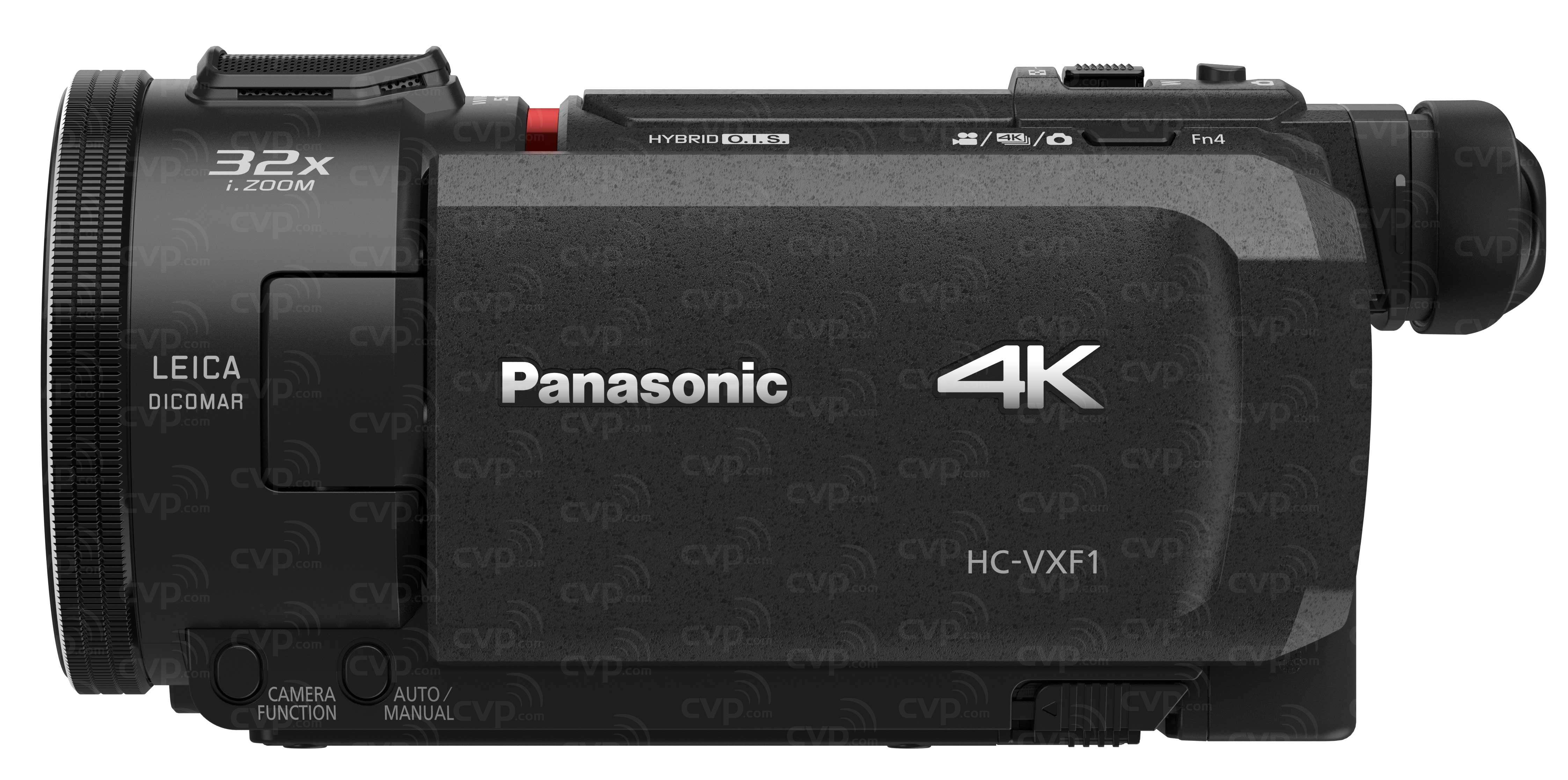 Panasonic HC-VXF1 4K Camcorder