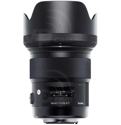 Buy Sigma 50mm F1 4 Dg Hsm Art Lens Full Frame Sensor Sony E Mount P N 311965