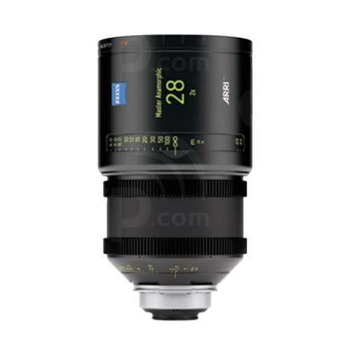 Buy - ARRI 28mm T1.9 Master Anamorphic Lens - Feet or metric scale (p/n K2.0010082 / K2.0010083)