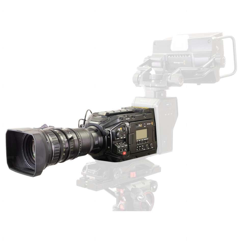 Buy Blackmagic Design Ursa Broadcast Ultra Hd Broadcast Camera With Fuji La16 Lens Bundle P N Bmd Cineursamc4k Fuji Bdl