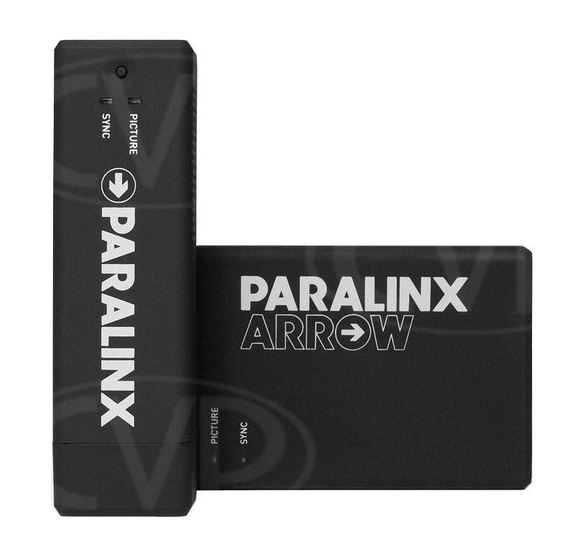 Paralinx Arrow HD full HD 1080p / 10-bit uncompressed wireless HD video link