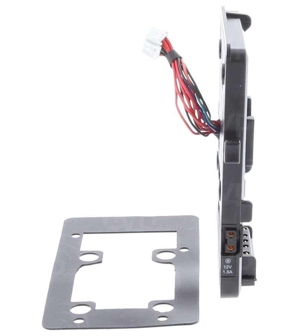Buy Open Box Blackmagic Design Ursa Vlock Battery Plate For Attaching Third Party Batteries To Ursa Cameras