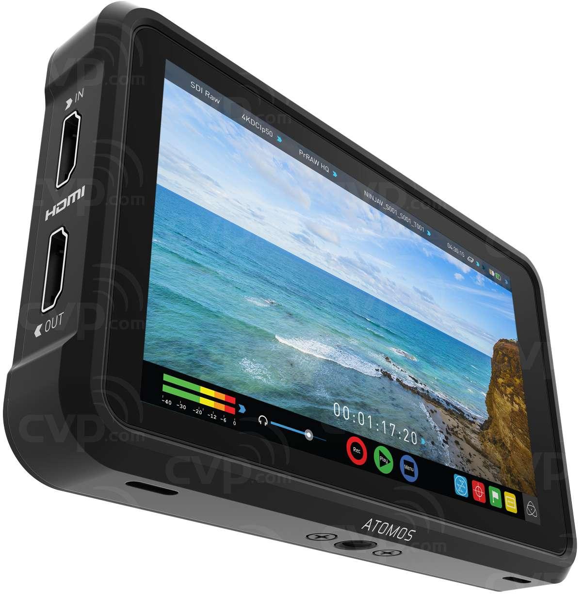 Buy - Atomos Ninja V 5 Inch 1000nit HDR Portable HDMI