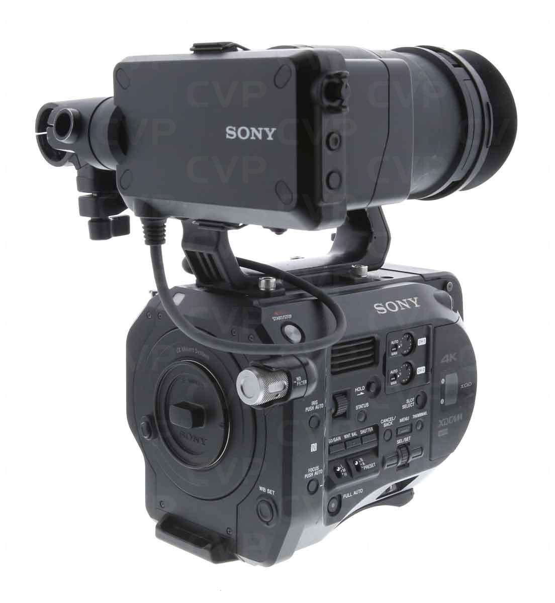Used Sony PXW-FS7 Camera