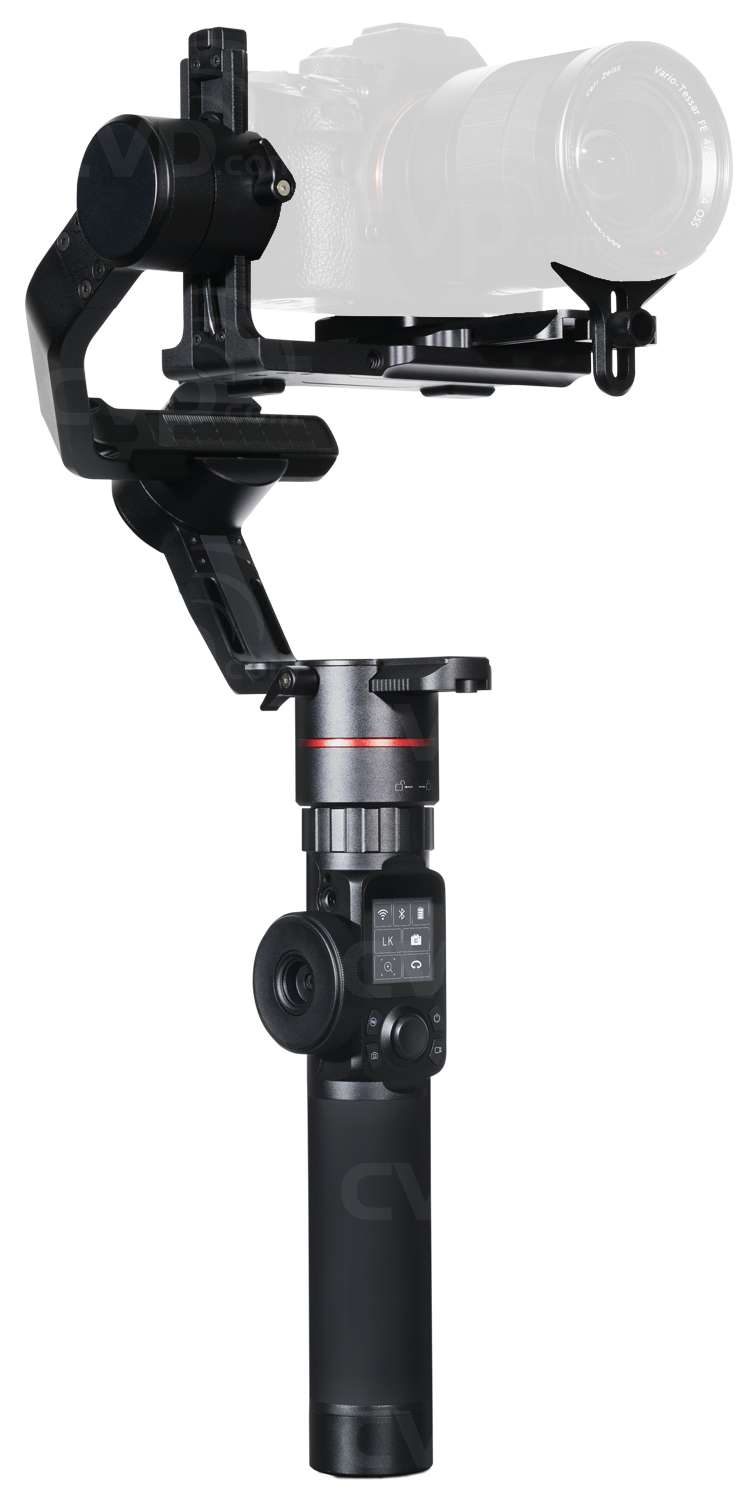 At a glance. Feiyu Tech AK2000 3-Axis Gimbal with Single Handle Set for  Mirrorless and DSLR ... 78631cd06ce3
