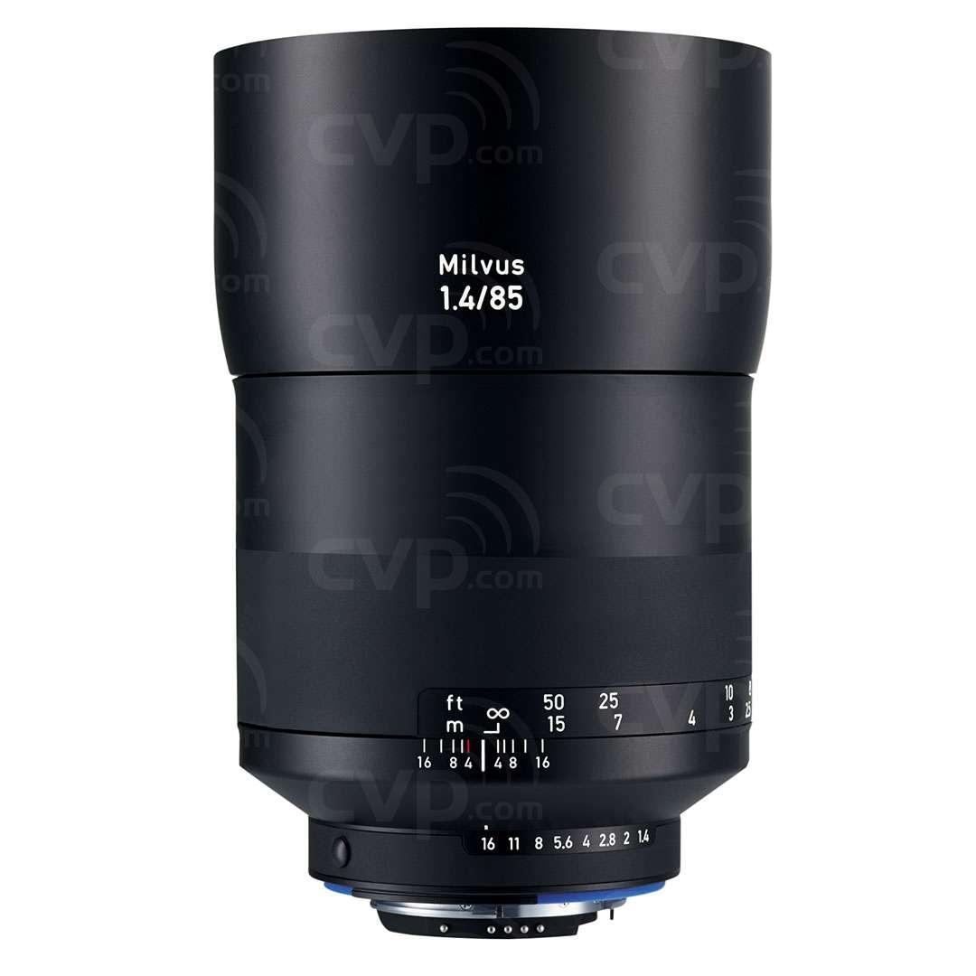 Zeiss Milvus 85mm F1 4 - Nikon F