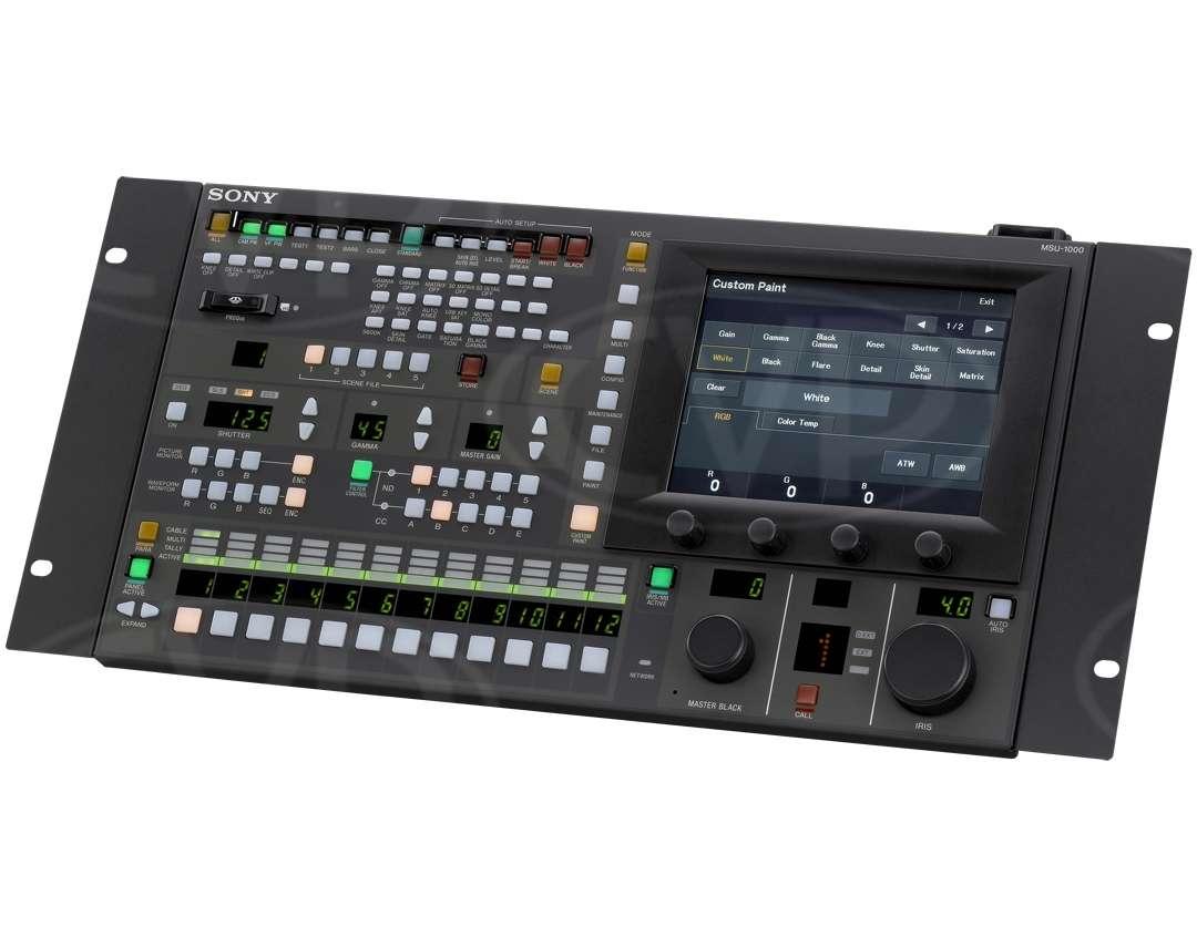 Sony MSU-1000//U Master Unit