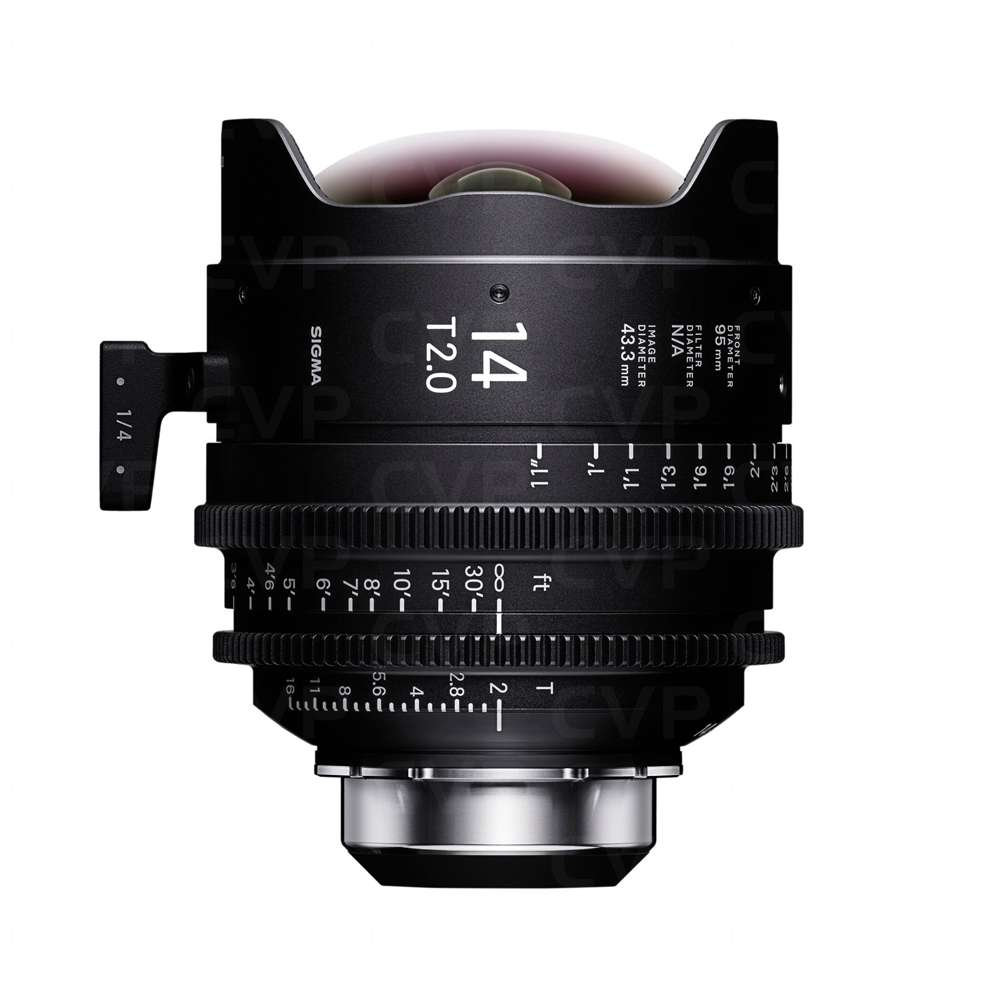 Buy - Sigma Art Prime i/Technology 14mm T2 FF Lens - PL
