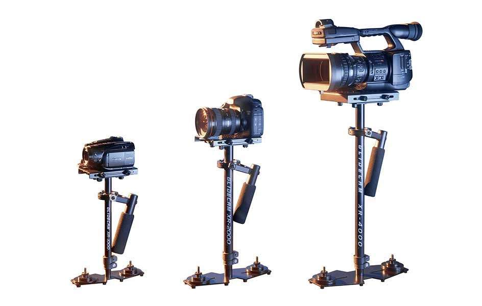 Glidecam GLXR4 (GL-XR4) XR-4000 handheld camera stabilisation system for cameras from 4-10 lbs