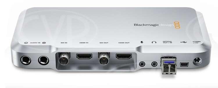 Buy Blackmagic Design Atem Camera Converter Extend Your Sdi Hdmi Camera Over Optical Fibre Up To 45km Bmd Swrconv