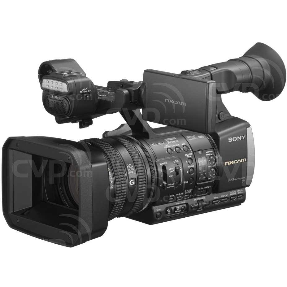 Buy - Sony HXR-NX3 (HXRNX3) Full HD AVCHD camcorder with Three 1/2.8 ...