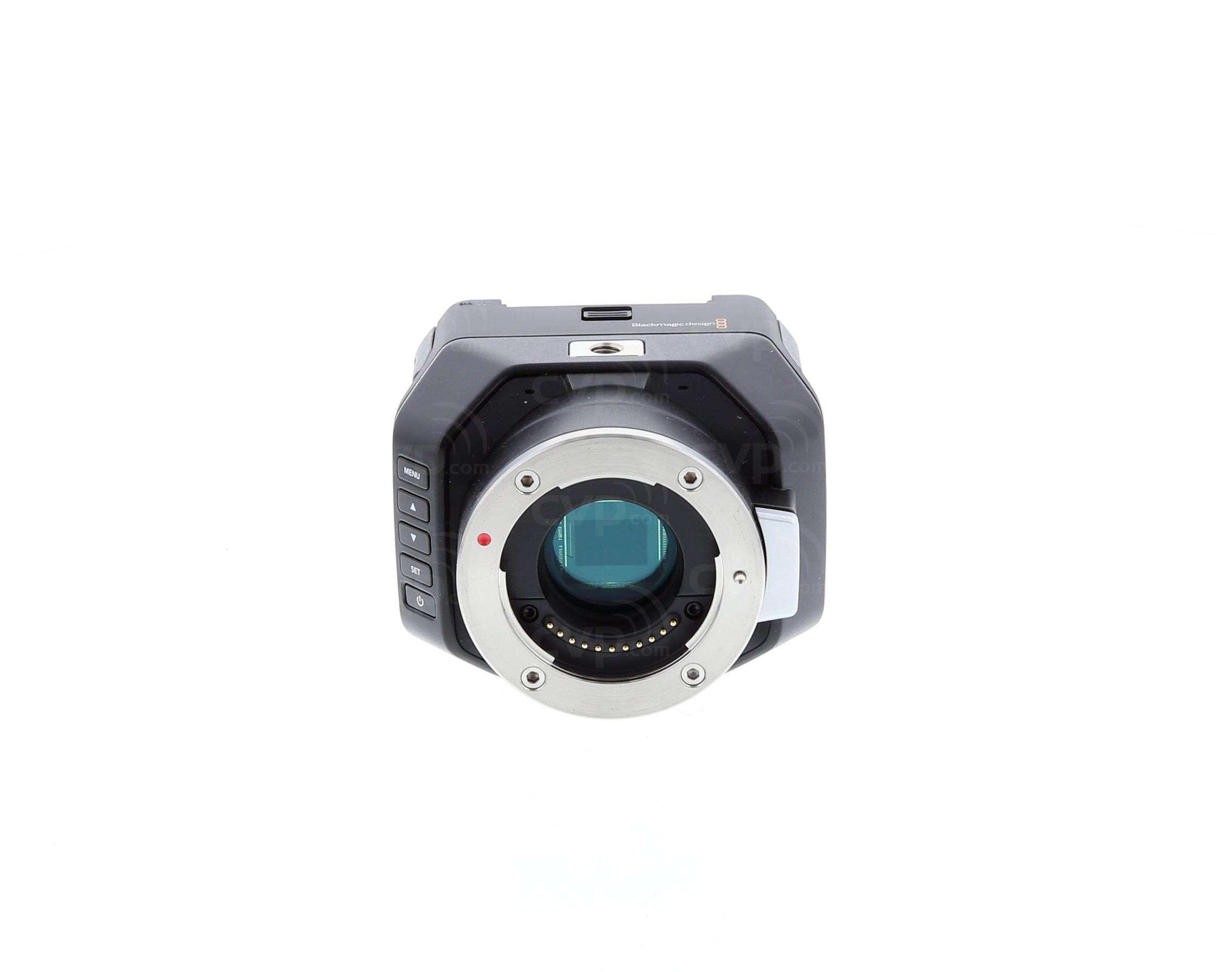 Open Box BMD Micro Studio Camera 4K