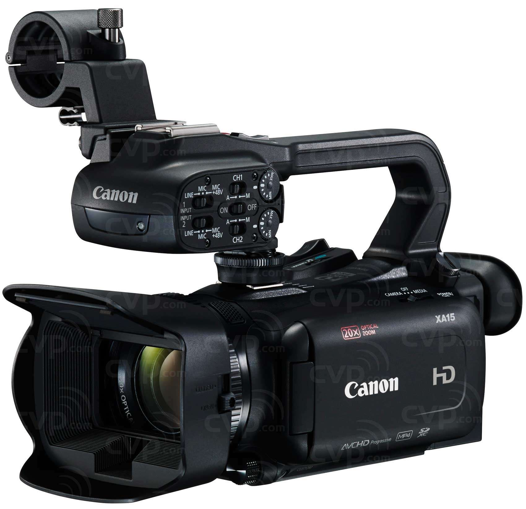 Canon XA15 Full HD Camcorder