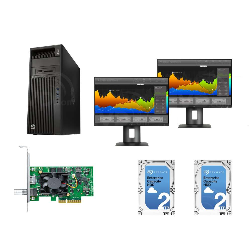 CVP Advanced Editing Workstation
