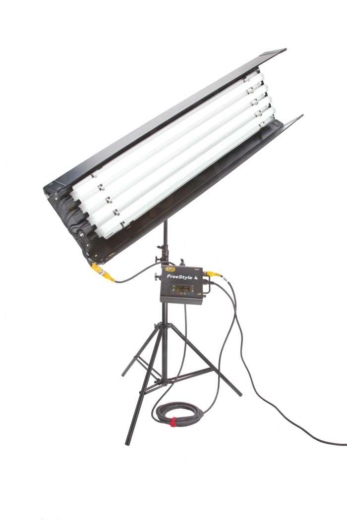 Kino-Flo FreeStyle T44 DMX System