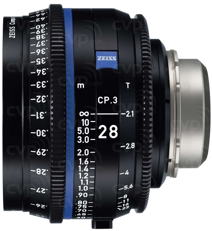 Zeiss CP 3 28mm T2 1 - EF