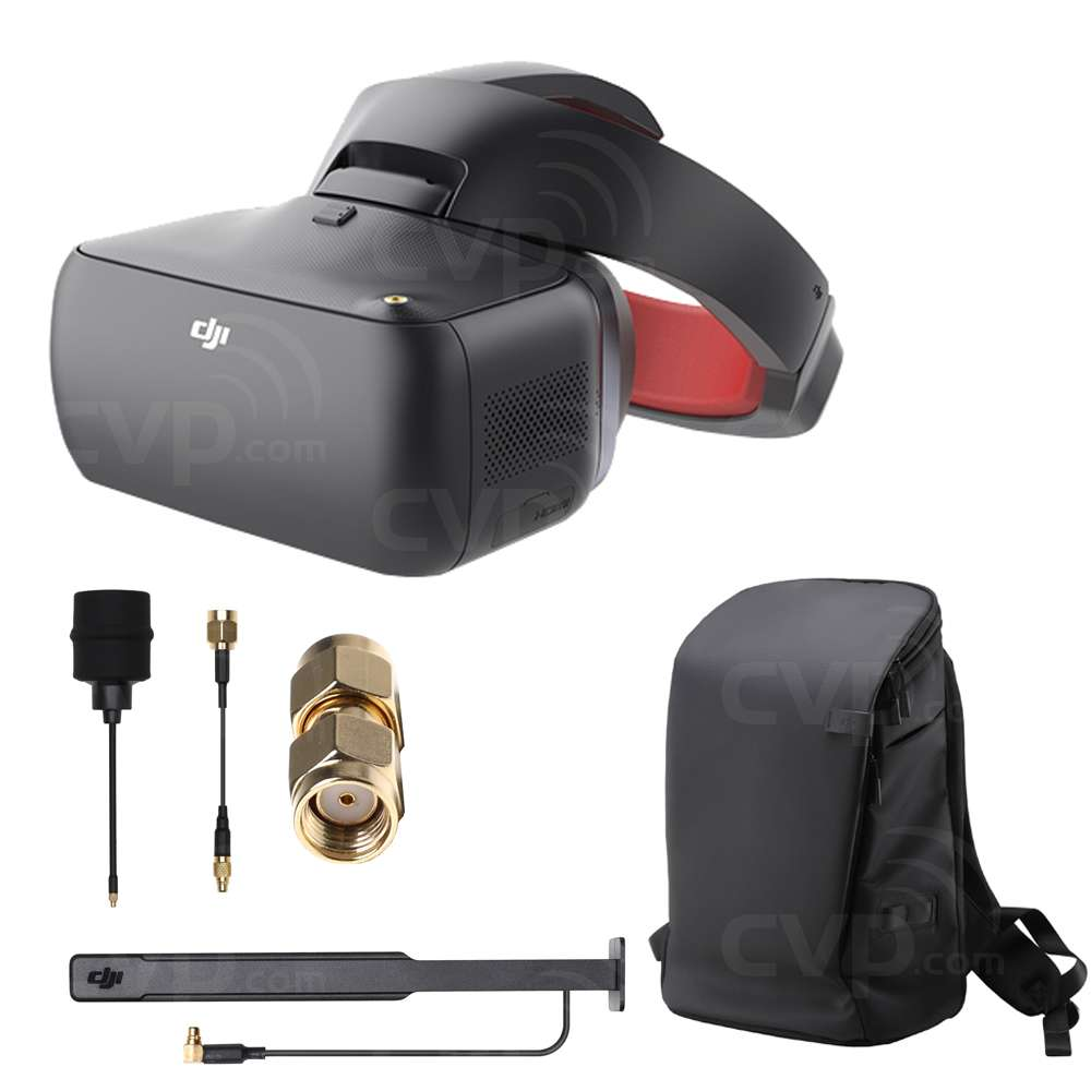 Buy Dji Goggles Racing Edition Combo With Ocusync Camera And Air Unit For Mavic Pro Phantom 4 Series Inspire Quadcopters