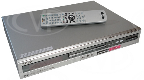 13c29786d Buy - Sony RDR-HXD1065S (RDRHXD1065S) DVD recorder with 250GB HDD and HDMI  output