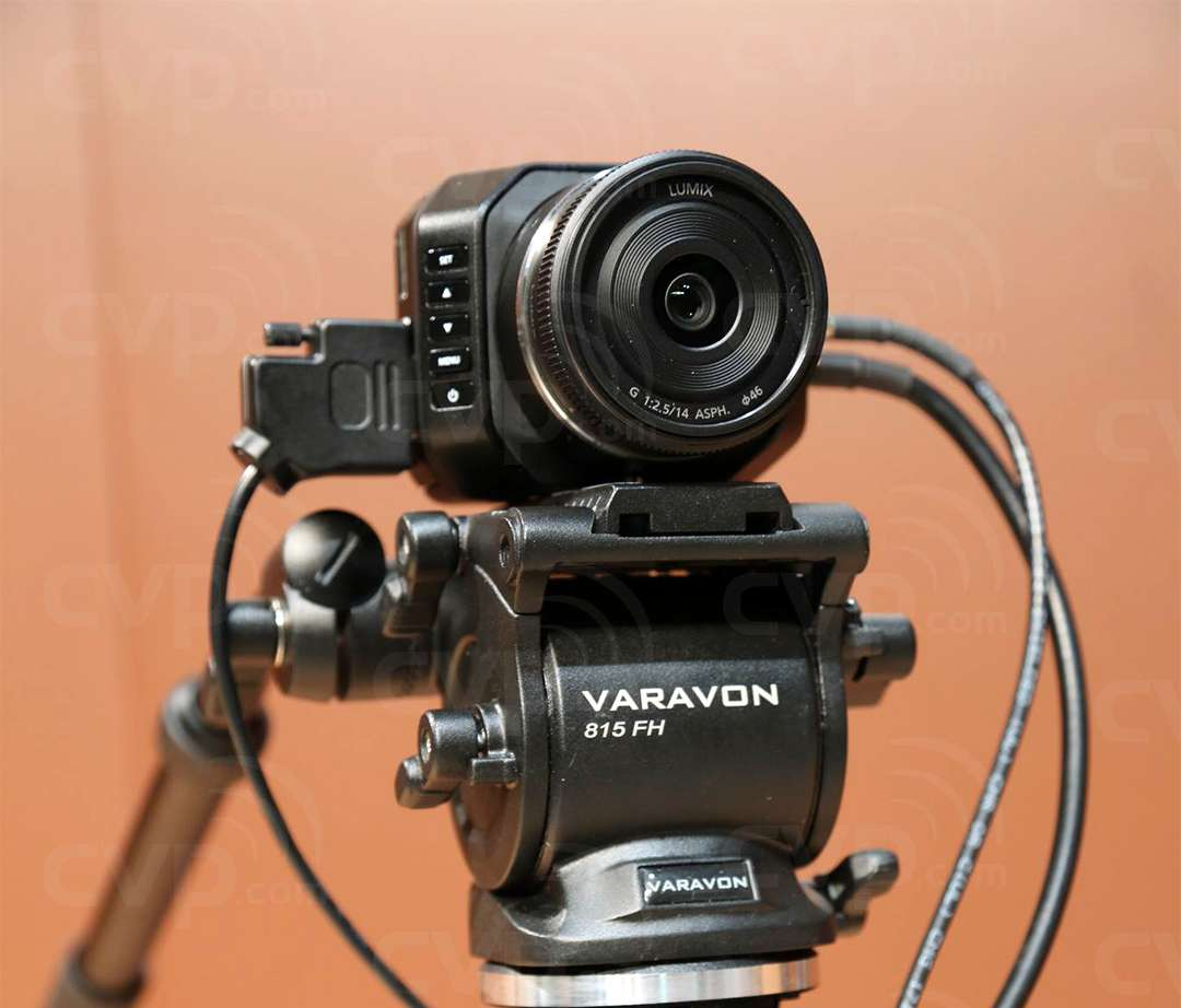 Buy Blackmagic Micro Studio Camera 4k With An Active Mft Lens Mount Magnesium Body Built In 6g Sd Body Only P N Bmd Cinstudmft Uhd Mr