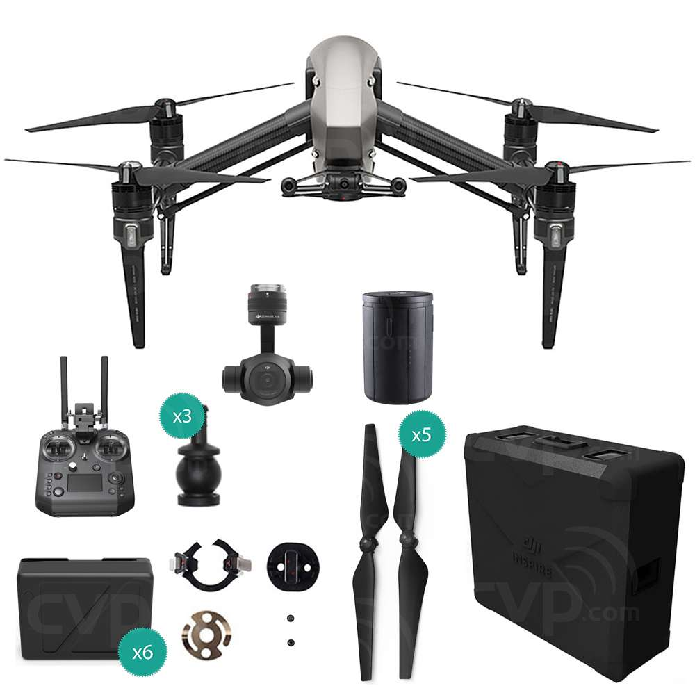 Buy Dji Inspire 2 Quadcopter Standard Combo With Zenmuse X4s And Tb50 Battery