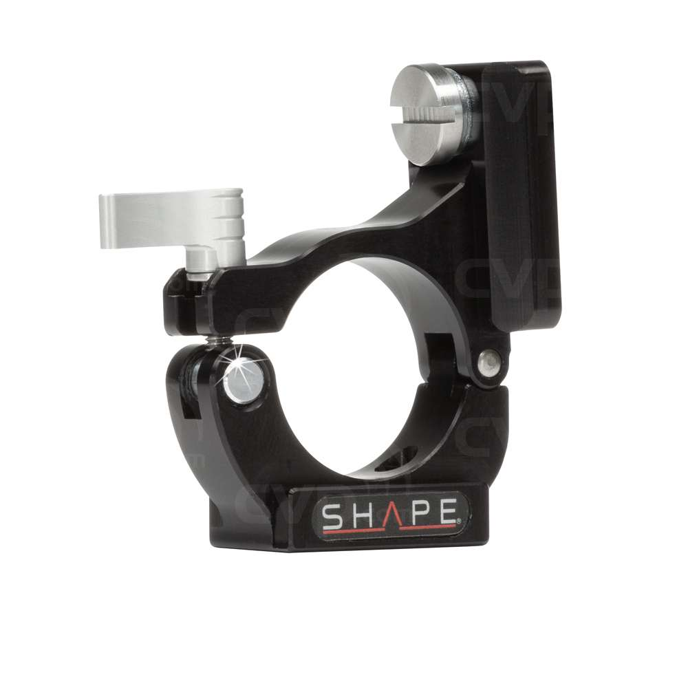 Shape RPB25 2-Axis Push Button Magic Arm with Mounting Clamp for 25mm Gimbal Rod
