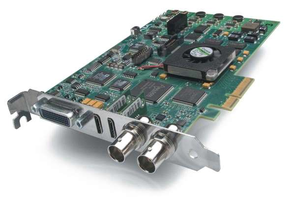 AJA Kona LHi - 3G | HD | SD 10-bit PCIe video capture card with HDMI 1.3 (for Mac Pro and PCs - cross platform)