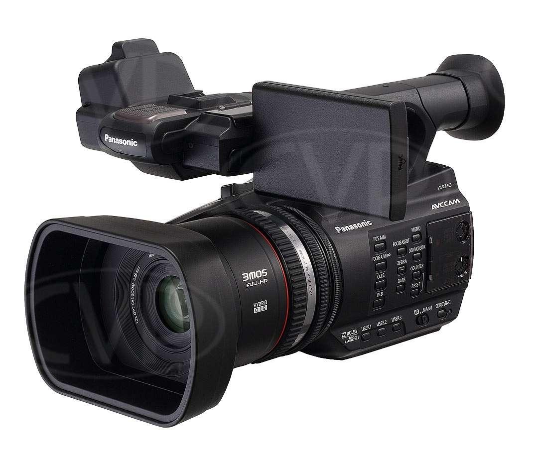 Panasonic AG-AC90 (AGAC90) Full HD AVCCAM 1/4 3MOS Camcorder