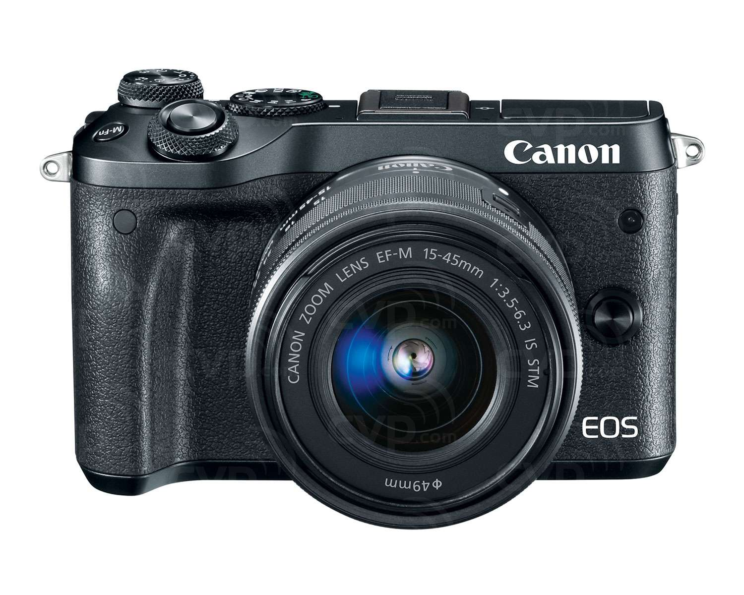 Buy Canon Eos M6 242 Megapixel Ef M Mount Digital Camera With Studio Ring Flash Xenon Tubes Schematic 15 45mm Lens